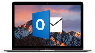 outlook 2016 for mac MacBook