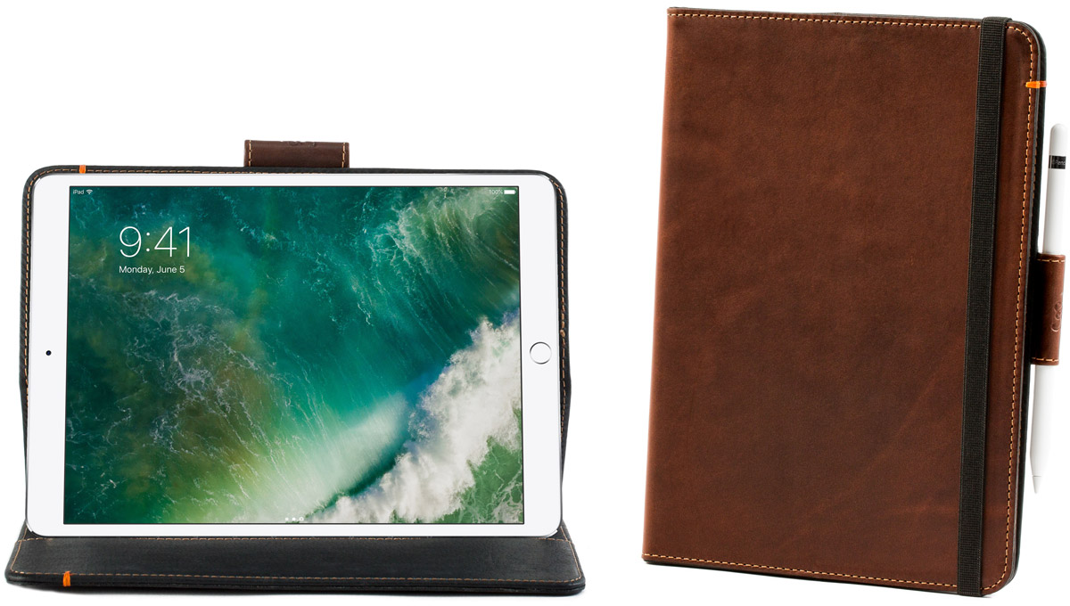 Pad & Quill's Announces Leather Oxford Case for iPad Pro 10.5-inch
