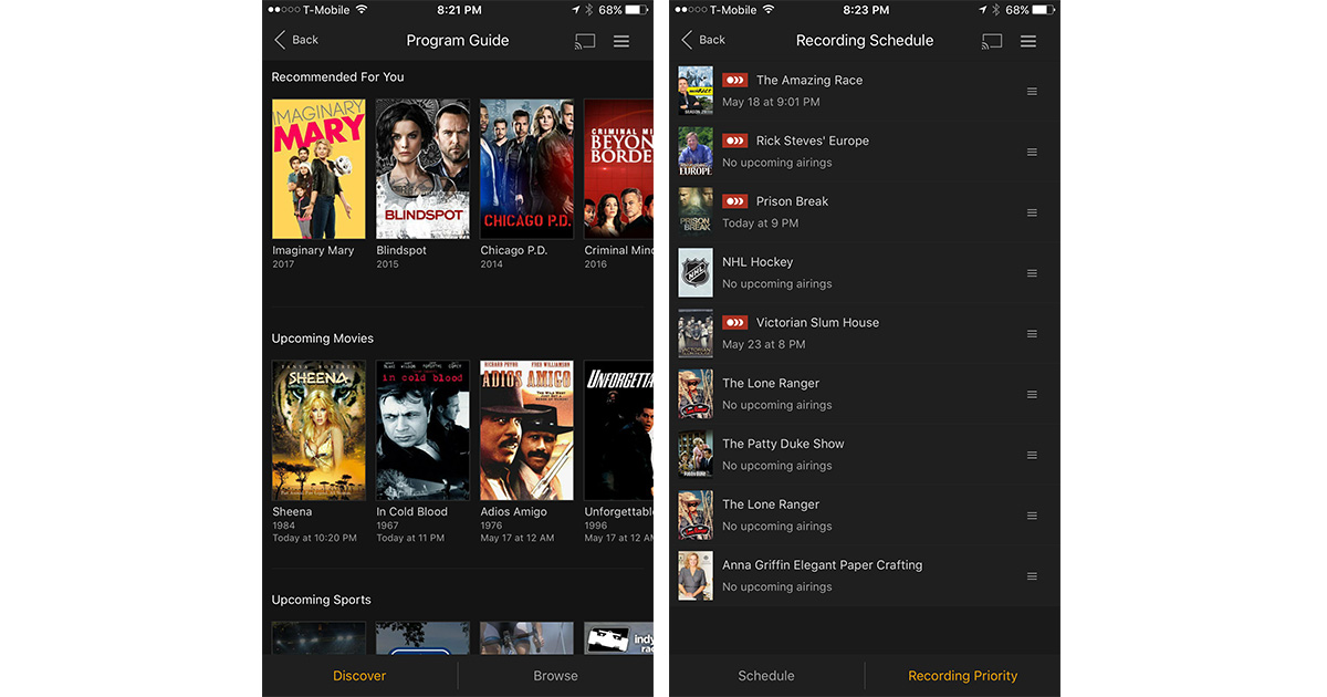 Plex Adds Live TV Viewing to iPhone, iPad