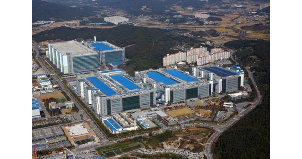 Samsung Plans to Build World's Largest OLED Factory
