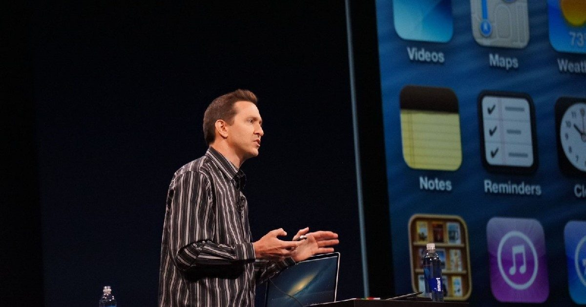 Scott Forstall on how the iPhone and iPad saved and changed lives