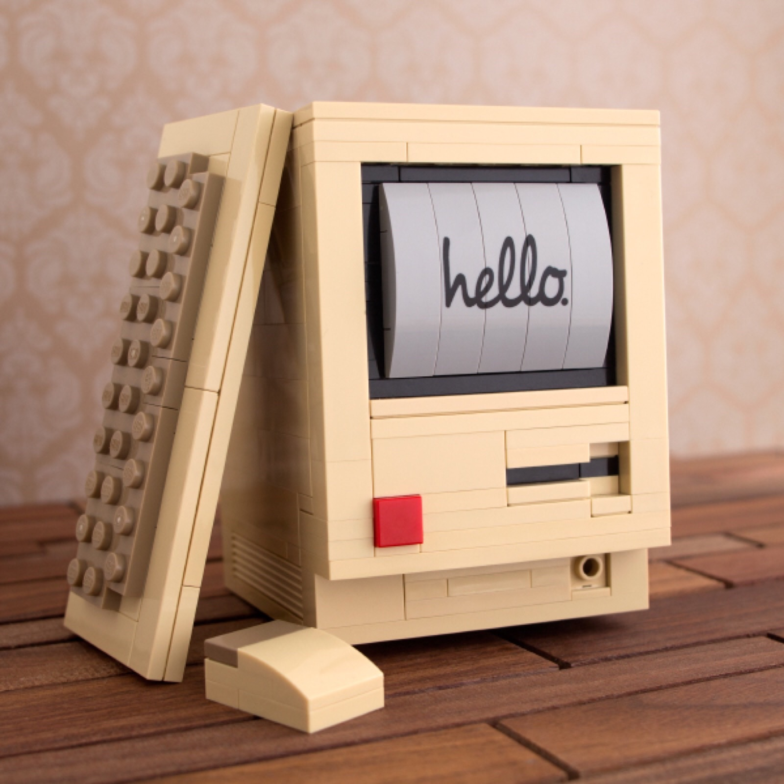 Cute Lego Mac Is Ready For You To Build