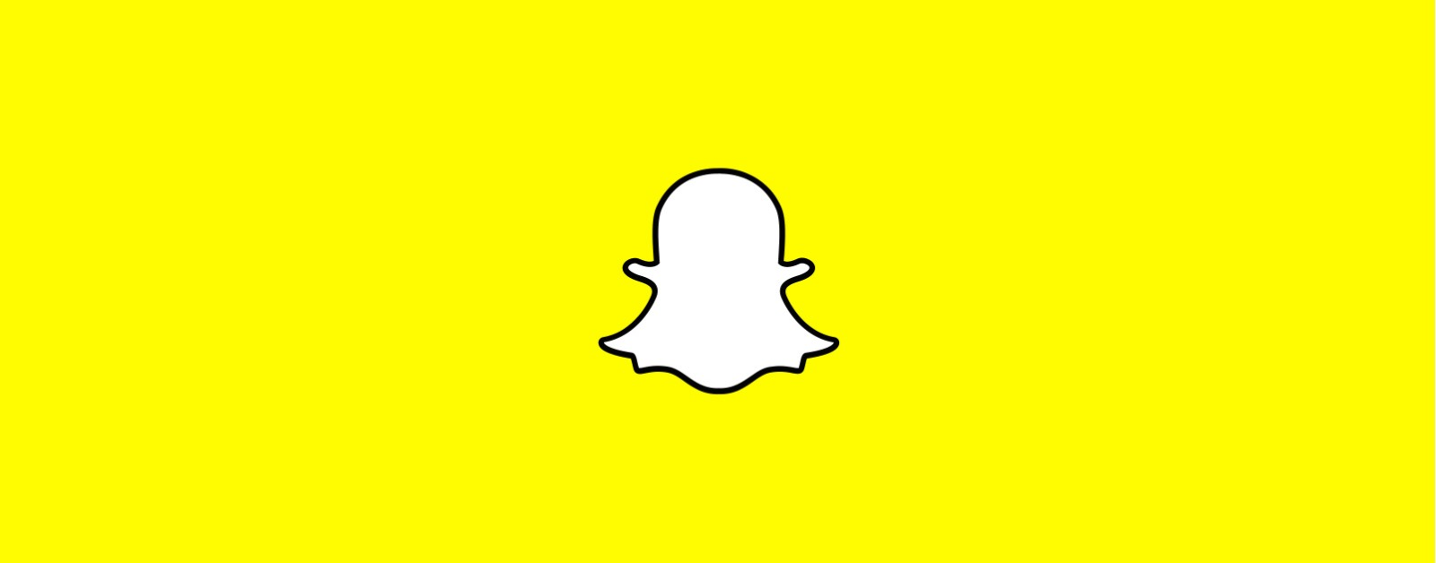 Image of Snapchat logo. New Snapchat features include Multi-Snap and Tint Brush.