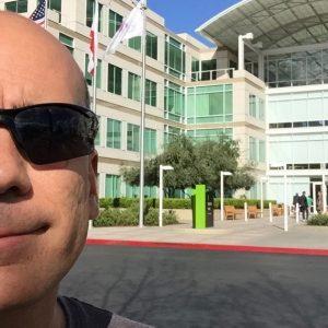 Joe Moreno on Background Mode