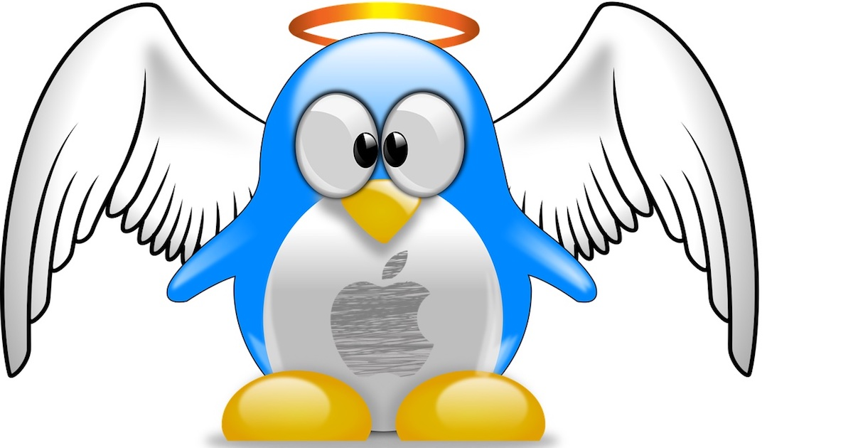 Setting Up Your Mac to be a Linux Netinstall Server