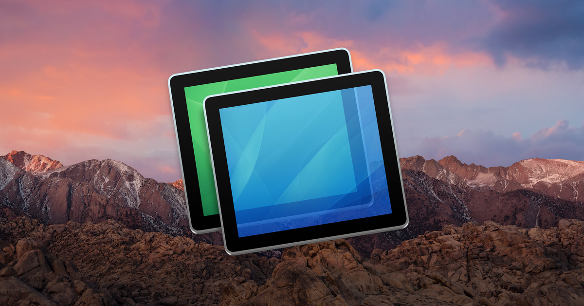Image of screen sharing icon.