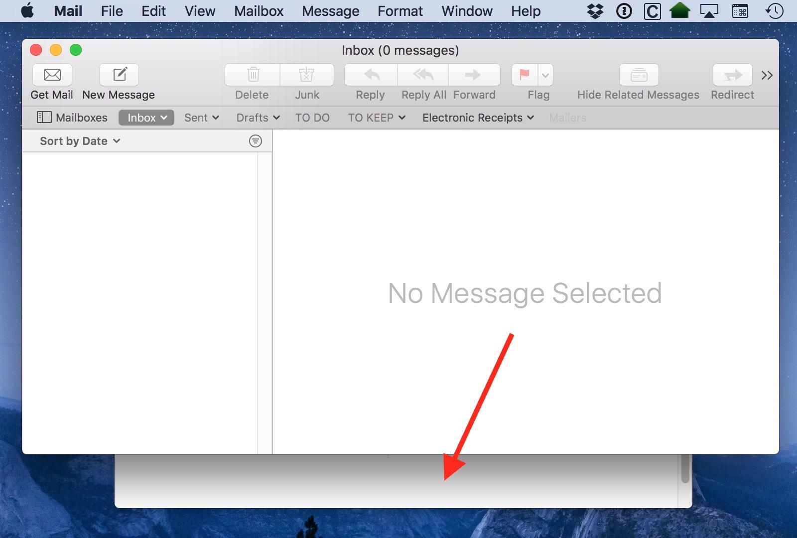 Mac Help Viewer Window Behind other apps