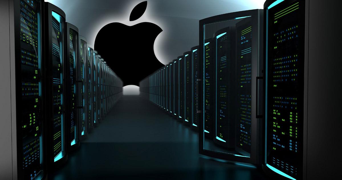 Imagining an Apple Data Center