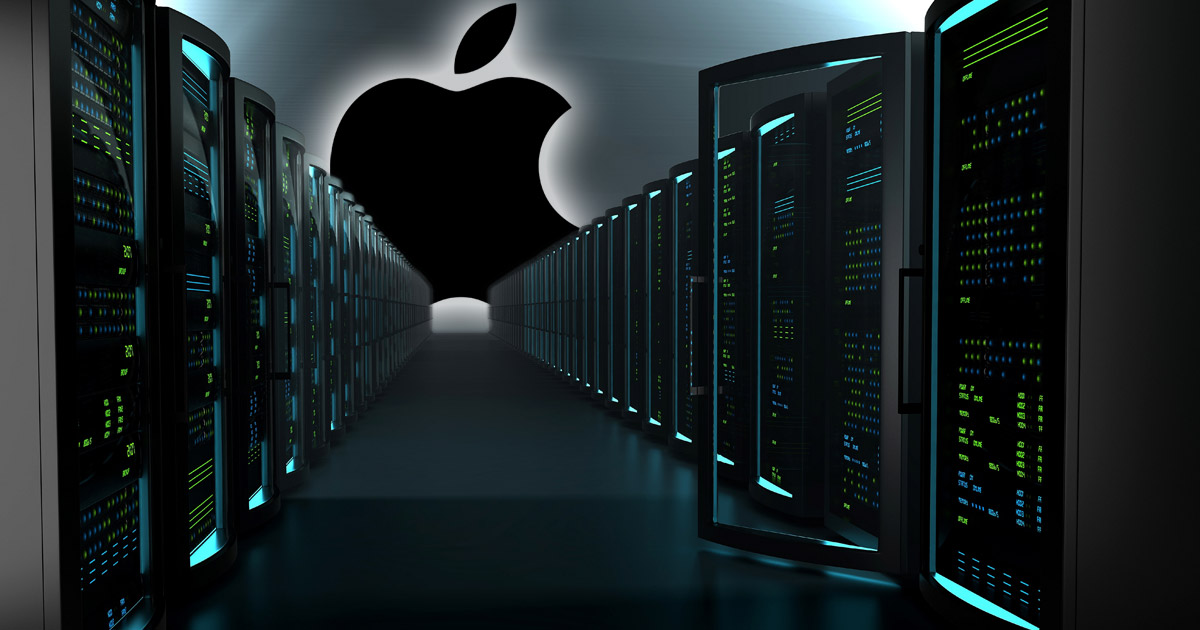 Apple Ends Danish iCloud Data Center Project