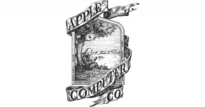 Original Newton Apple Logo