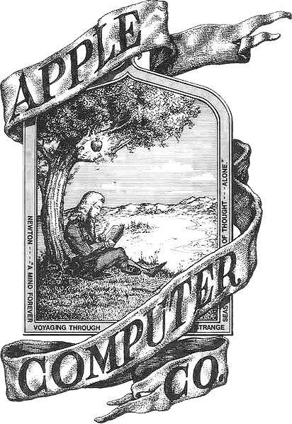 Original Apple Newton Logo