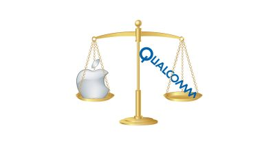 Apple suing Qualcomm over patent royalty payments
