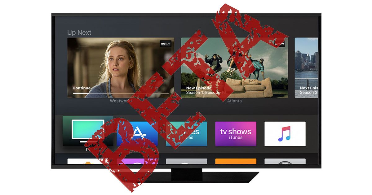 Apple TV tvOS 11 beta