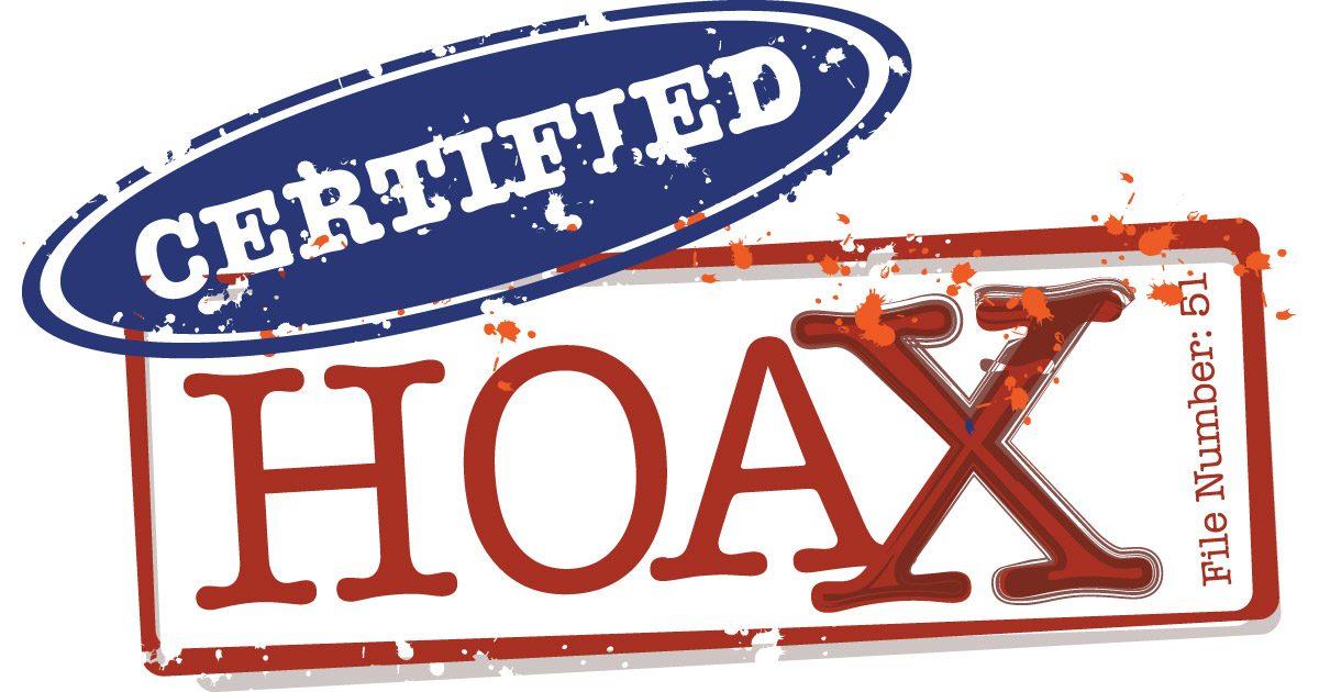 Certified Hoax