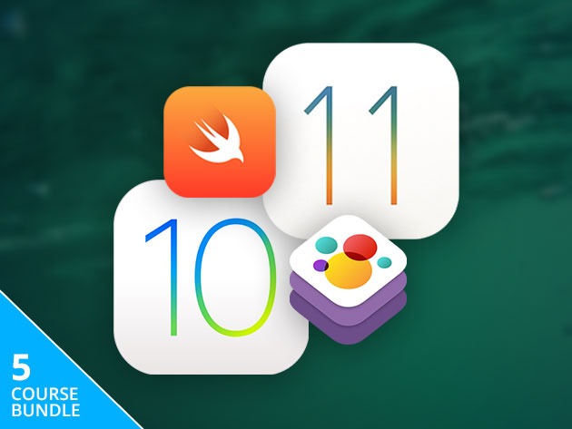 The Complete iOS 11 Developer Course and iOS Mastery Bundle Goes on Pre-sale