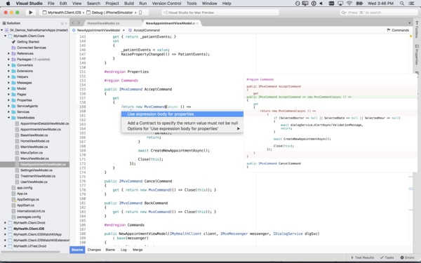 MS Visual Studio