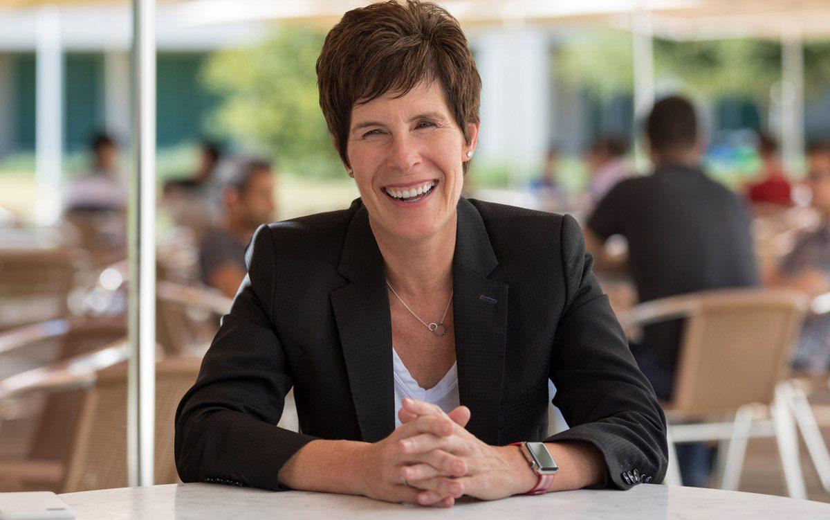 Deirdre O'Brien - Apple Vice President of People