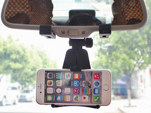 Eye Level In-Car Smartphone Holder: $19.99
