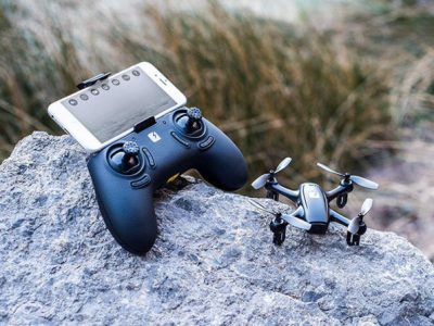 Fader Stealth Drone