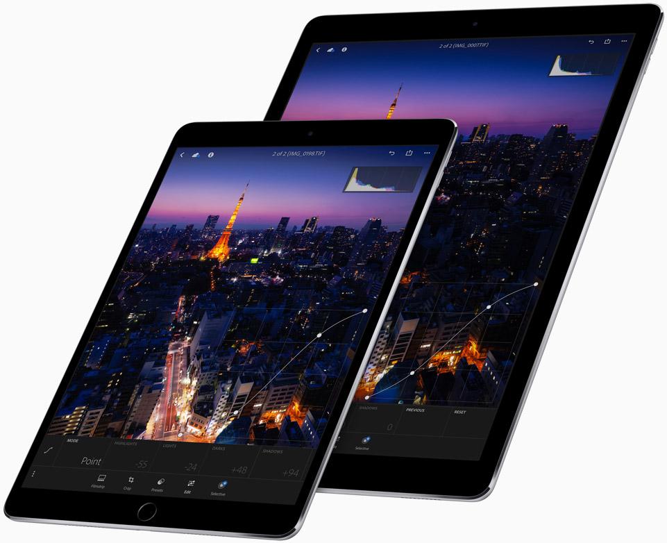iPad Pro 2017 Product Line