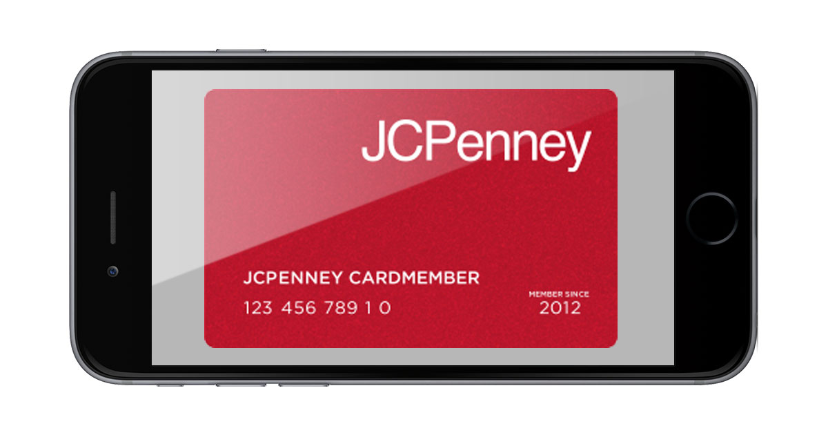 Apple Pay now supported by JCPenney credit card