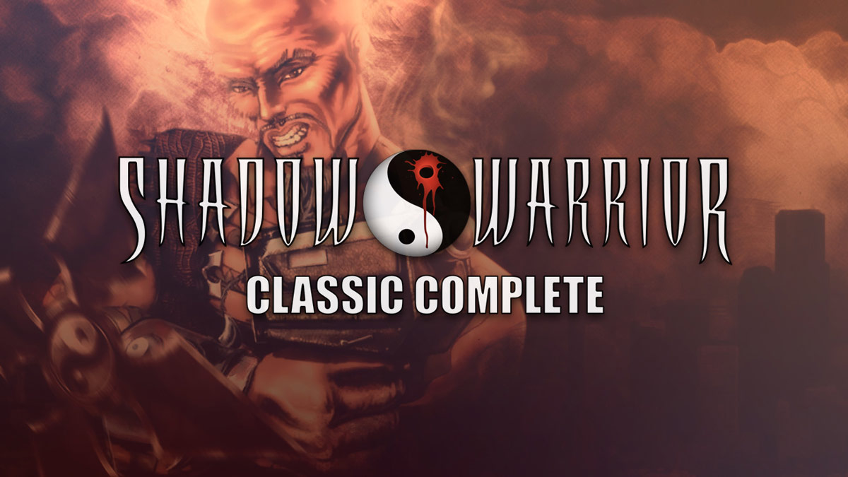 Classic FPS 'Shadow Warrior' Available for Free at GOG
