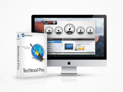 TechTool Pro 9.5 for the Mac