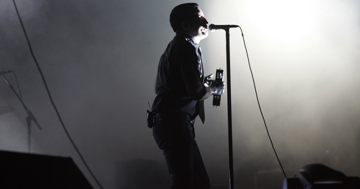 Trent Reznor on Apple, Music, Tech, and Nine Inch Nails
