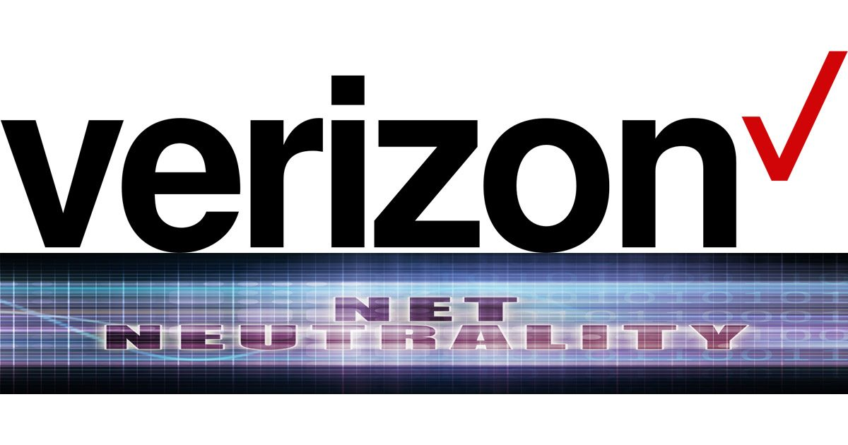 Verizon poops on net neutrality