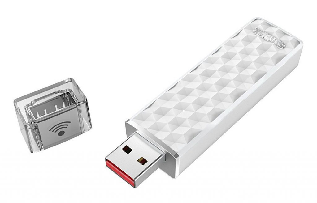 SanDisk's Connect Wireless Stick lets you stream to up to three devices.