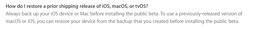 You'd better have total faith in your backups...