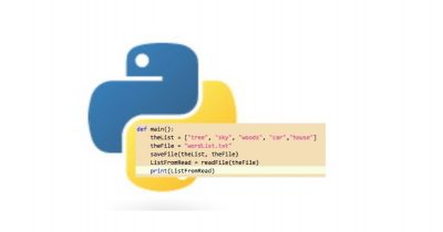 Python featured image.