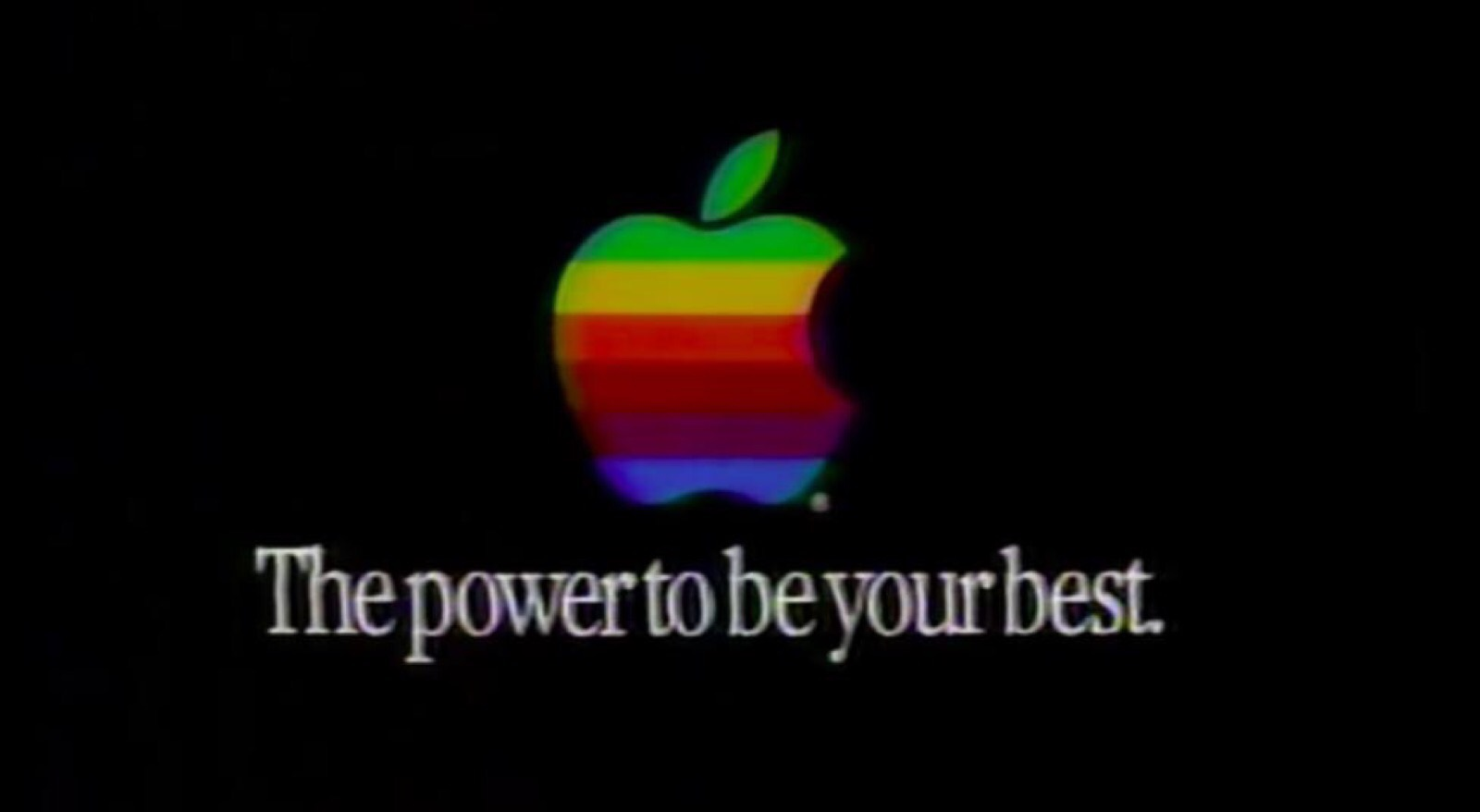 Screenshot from one of the Apple videos.