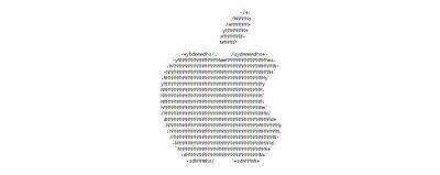 Apple logo from a hidden job posting
