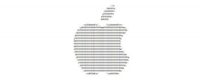 Apple logo from a hidden job posting