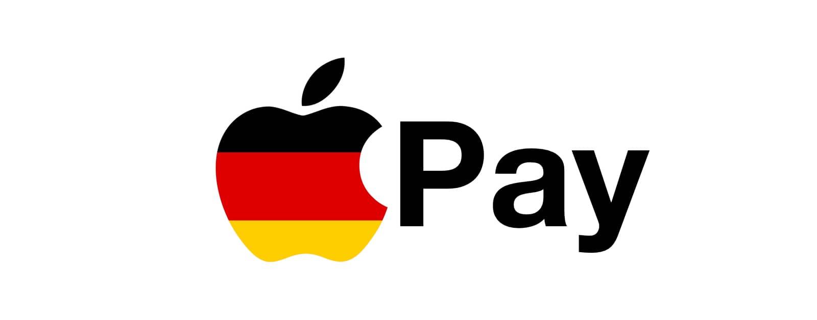 german apple pay logo