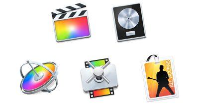 Apple Pro Apps