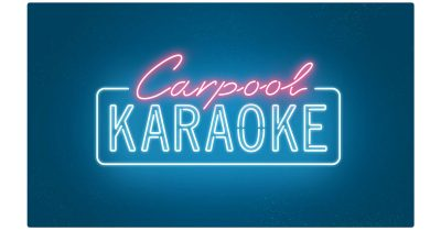 Carpool Karaoke on Apple Music