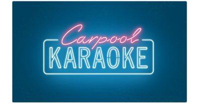 Carpool Karaoke on Apple Music