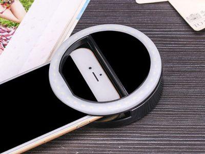 Clip On Smartphone LED Selfie Light