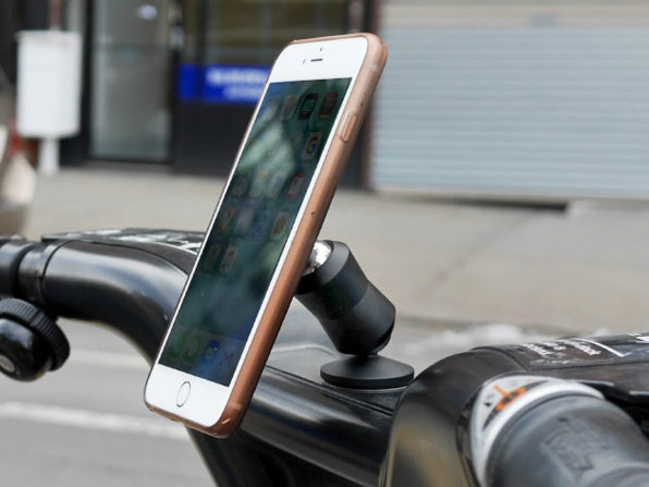Dual Magnets, Dual Pivots, and the Ability to Attach Your Phone to Just About Any Surface