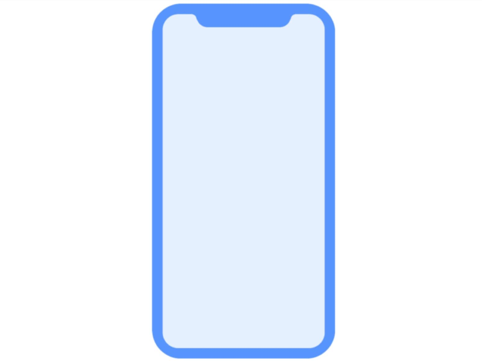 Render of iPhone 8 details from HomePod firmware.