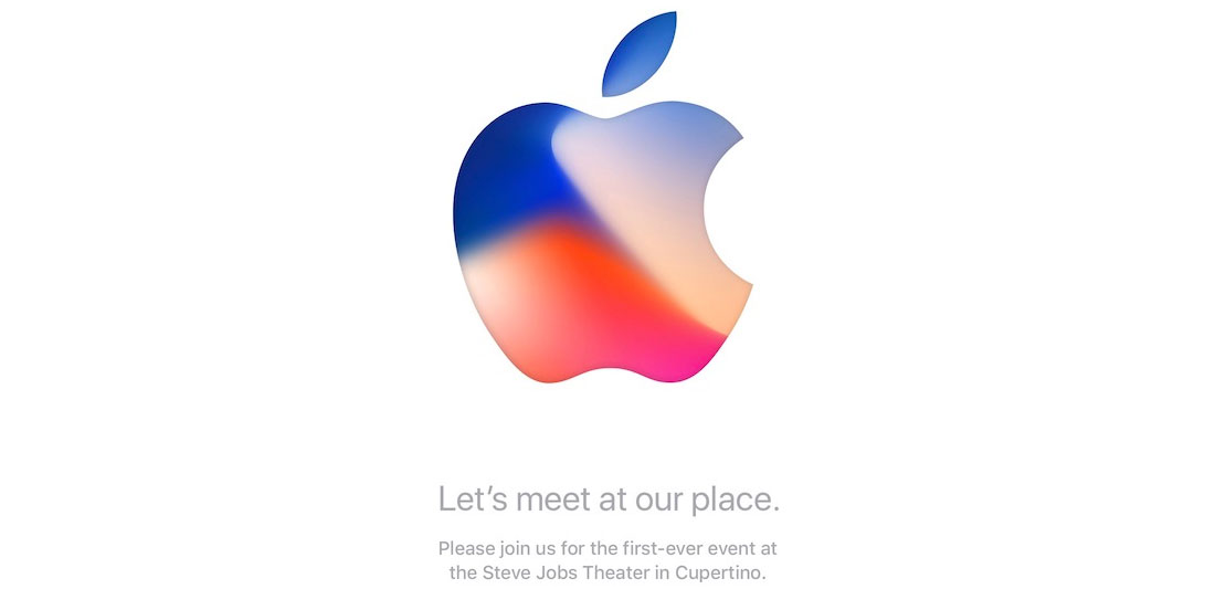 """""""Let's meet at our place"""" Apple Media Event Invites"""