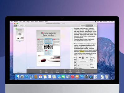 Prizmo 3 Scanning for Mac