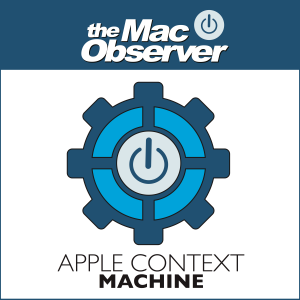 Apple Context Machine Podcast Logo
