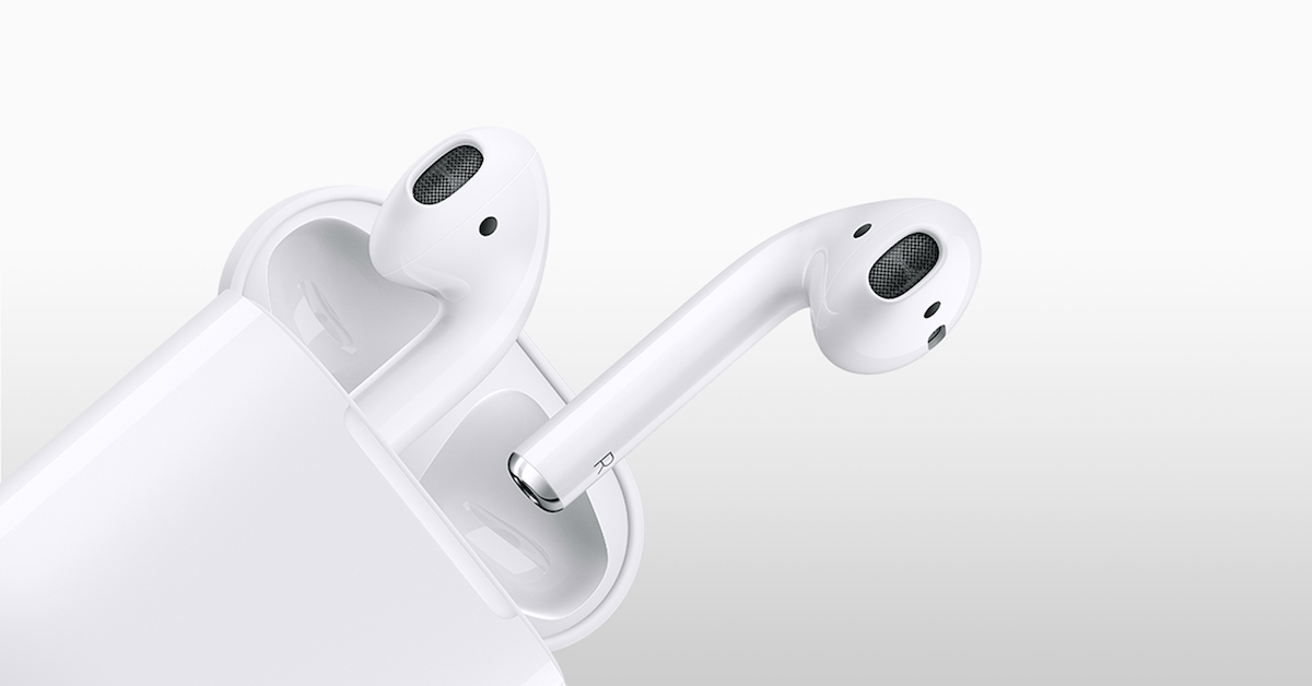 Kids Are Swapping AirPods so They Can 'Talk' in Class