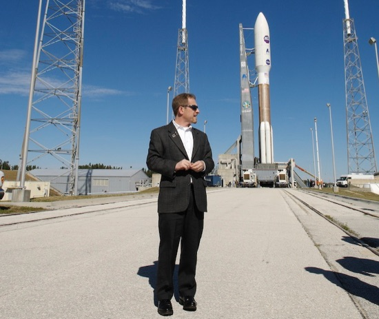 Dr. Alan Stern and LC-41.