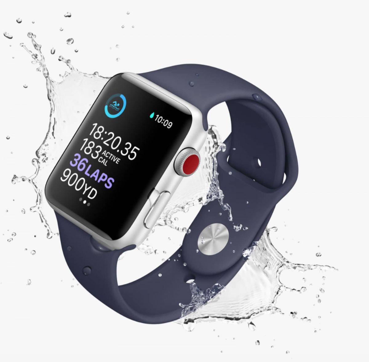 Apple Watch LTE image.