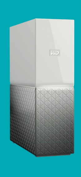 WD My Cloud Home is a reasonably-priced network storage device that's easy to set up and use.