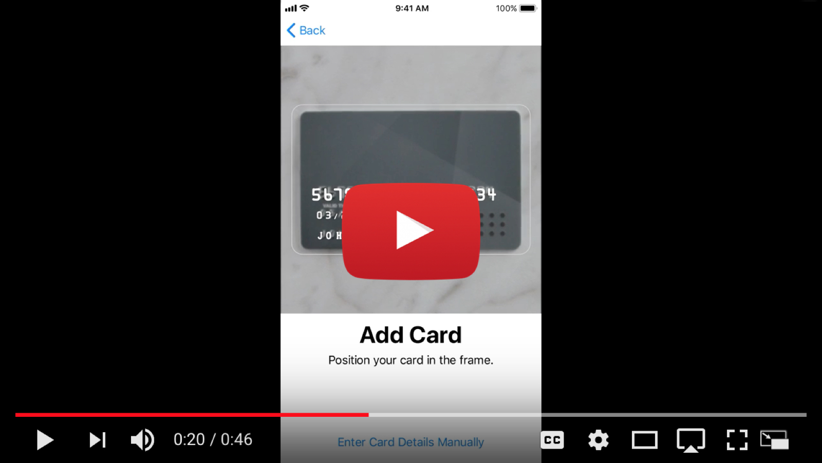 Apple Posted Apple Pay How To Videos on YouTube